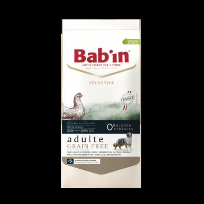 Adulte grain free poulet