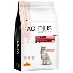 CHAT ADULT AGIPLUS SAUMON 2KG ( STERILISE )