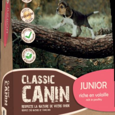 Sac classic canin junior 14 kg e1591444766121