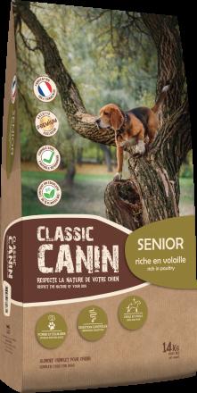Sac classic canin senior 14 kg e1591444773704